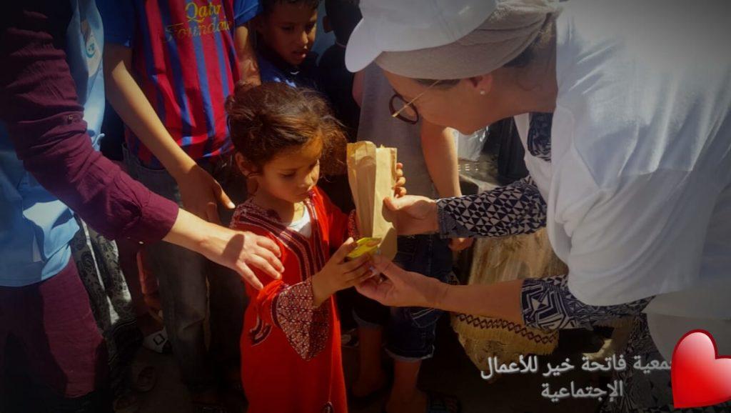 les nécessiteux au Maroc